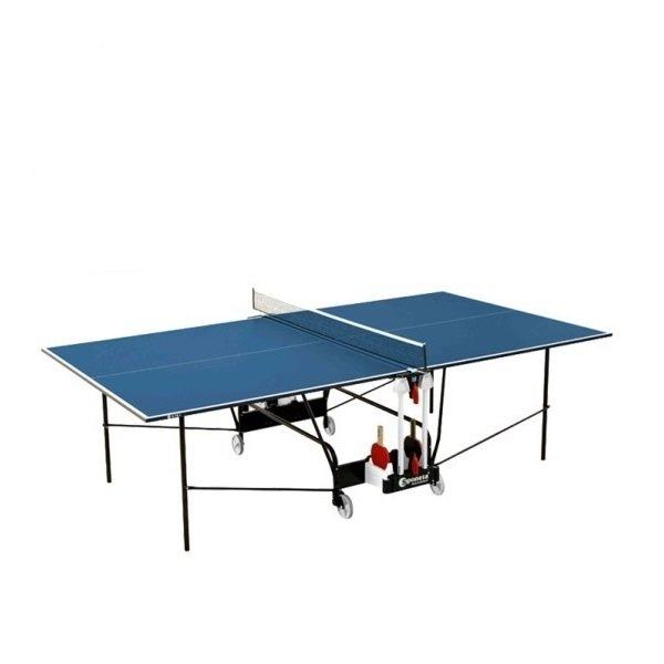 Modrý vnitřní stůl na stolní tenis S1-73i, Sponeta