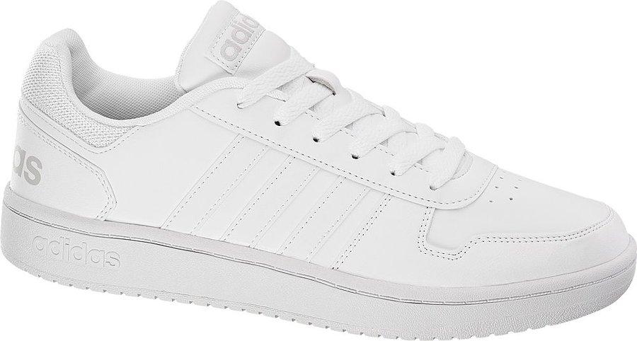 Bílé pánské tenisky Adidas - velikost 44 EU