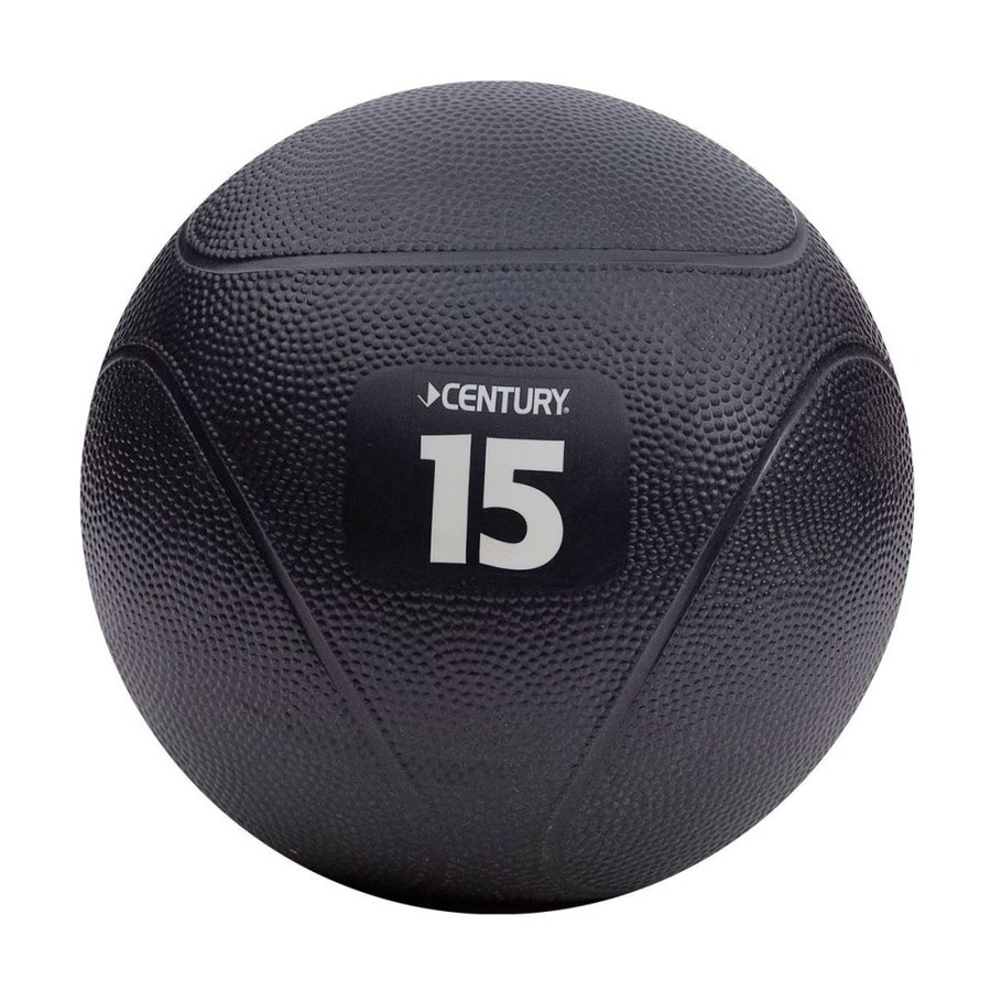 Medicinbal - Century Medicineball 15lb/6.5kg - černá