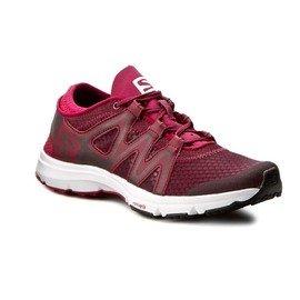 Růžové dámské běžecké boty CROSSAMPHIBIAN SWIFT, Salomon