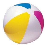 Různobarevný nafukovací plážový míč INTEX