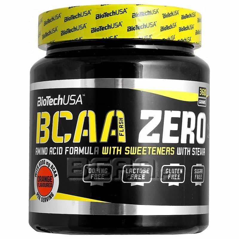 BCAA - BioTech BCAA ZERO 360 g Cola 360g
