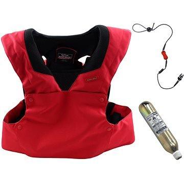 Červená airbagová vesta Hit-Air