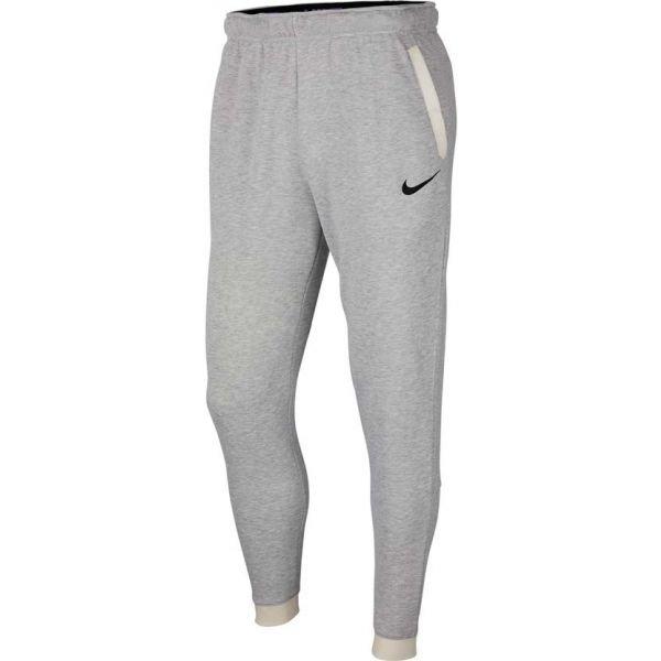 Šedé pánské tepláky Nike
