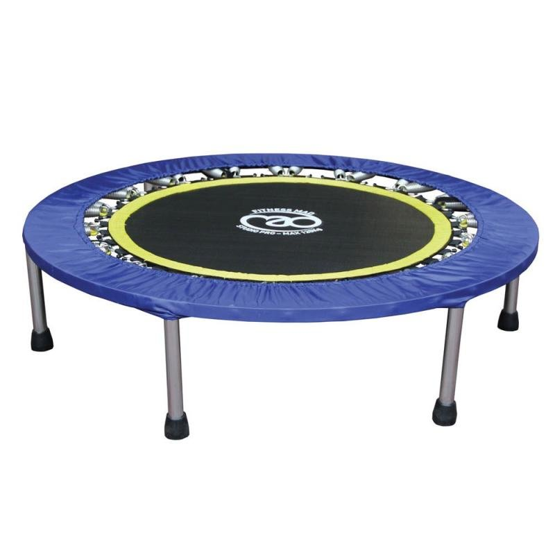 Kruhová fitness trampolína PowerBlock - průměr 102 cm