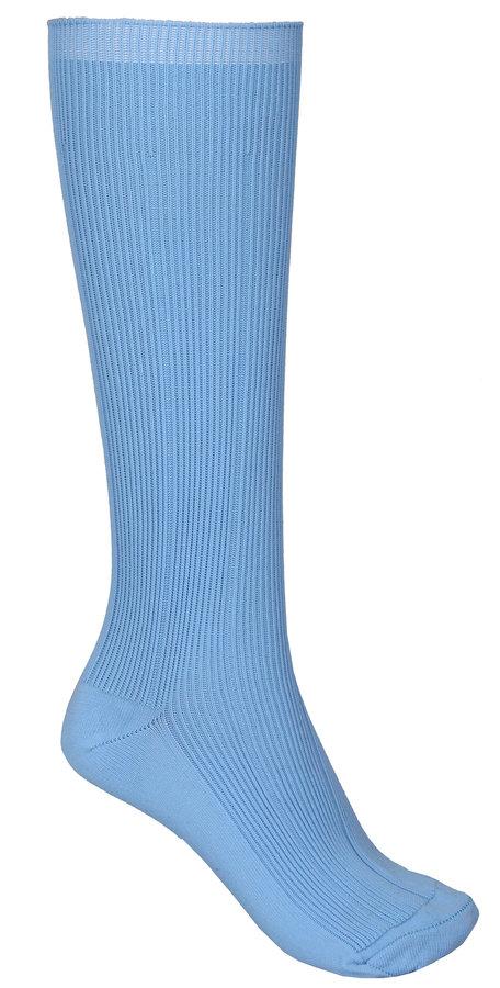 Modré fotbalové štulpny Italia, Merco - velikost senior