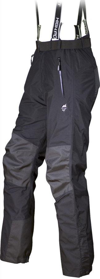 Černé pánské lyžařské kalhoty High Point