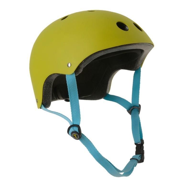 Cyklistická helma - SMART TRIKE - Dětská přilba, S - zelená