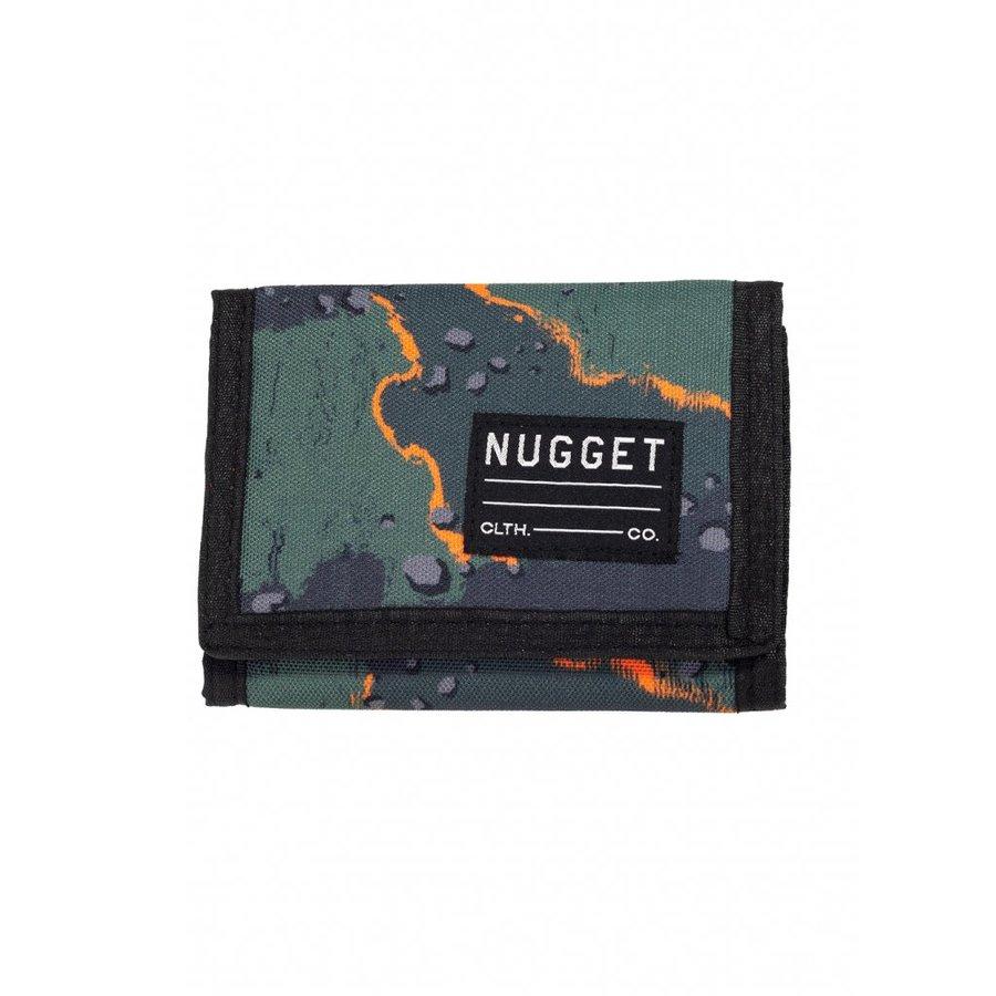 Peněženka - Nugget Everlong Wallet A - Delta Olive, Orange Velikost: JEDNOTNÁ VELIKOST