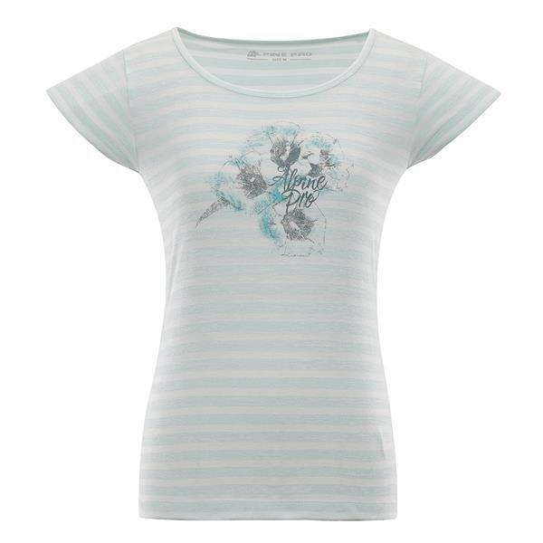 Dámské tričko s krátkým rukávem Alpine Pro