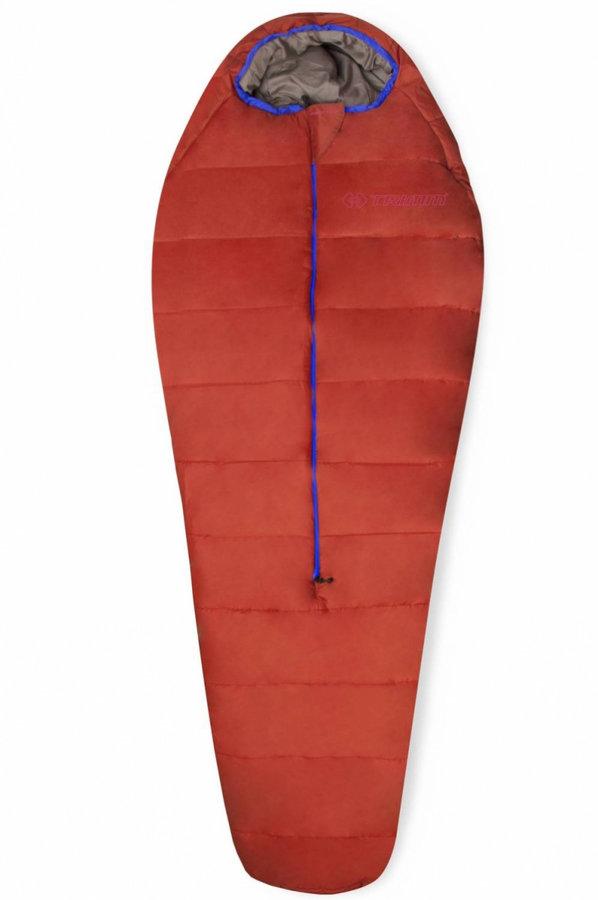 Červený spací pytel Trimm - délka 210 cm