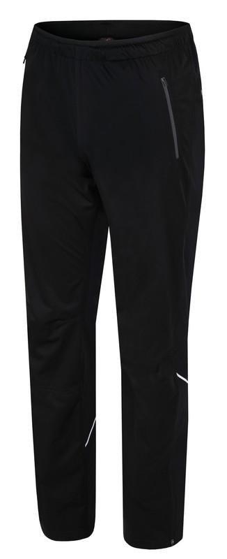 Černé pánské lyžařské kalhoty Hannah - velikost 3XL