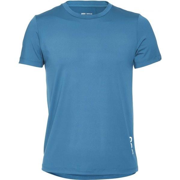 Modrý pánský cyklistický dres POC - velikost M