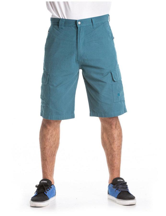 Modré pánské kraťasy Nugget