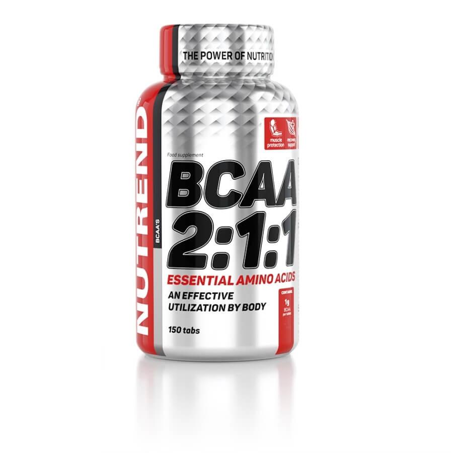 BCAA - Aminokyseliny Nutrend BCAA 2:1:1 Tabs 150 tablet