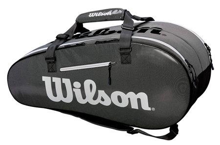 Tenisová taška - Wilson Super Tour 2 Comp Large 2019 Black/Grey