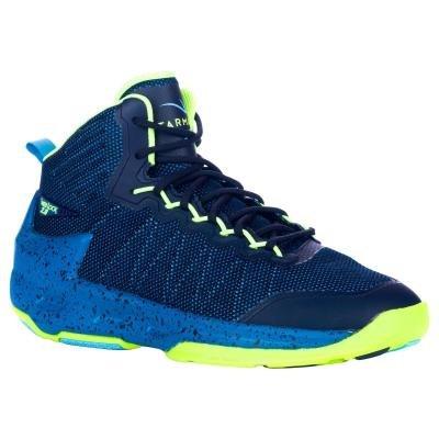 Modré pánské basketbalové boty Shield 500, Tarmak - velikost 43 EU