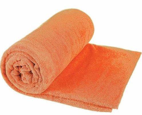 Ručník - Ručník Sea to Summit Tek Towel L Barva: oranžová