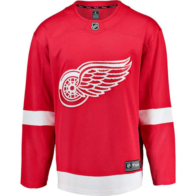 Červený hokejový dres Fanatics - velikost XXL