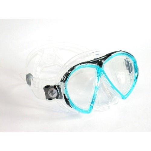 Modrá potápěčská maska Favola transparent, TECHNISUB