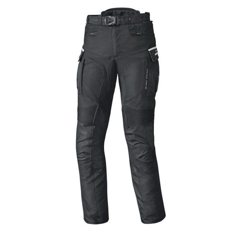 Černé pánské motorkářské kalhoty Held