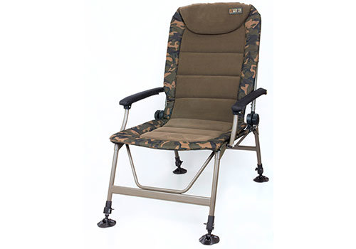 Rybářské křeslo R3 Camo Chairs, Fox International