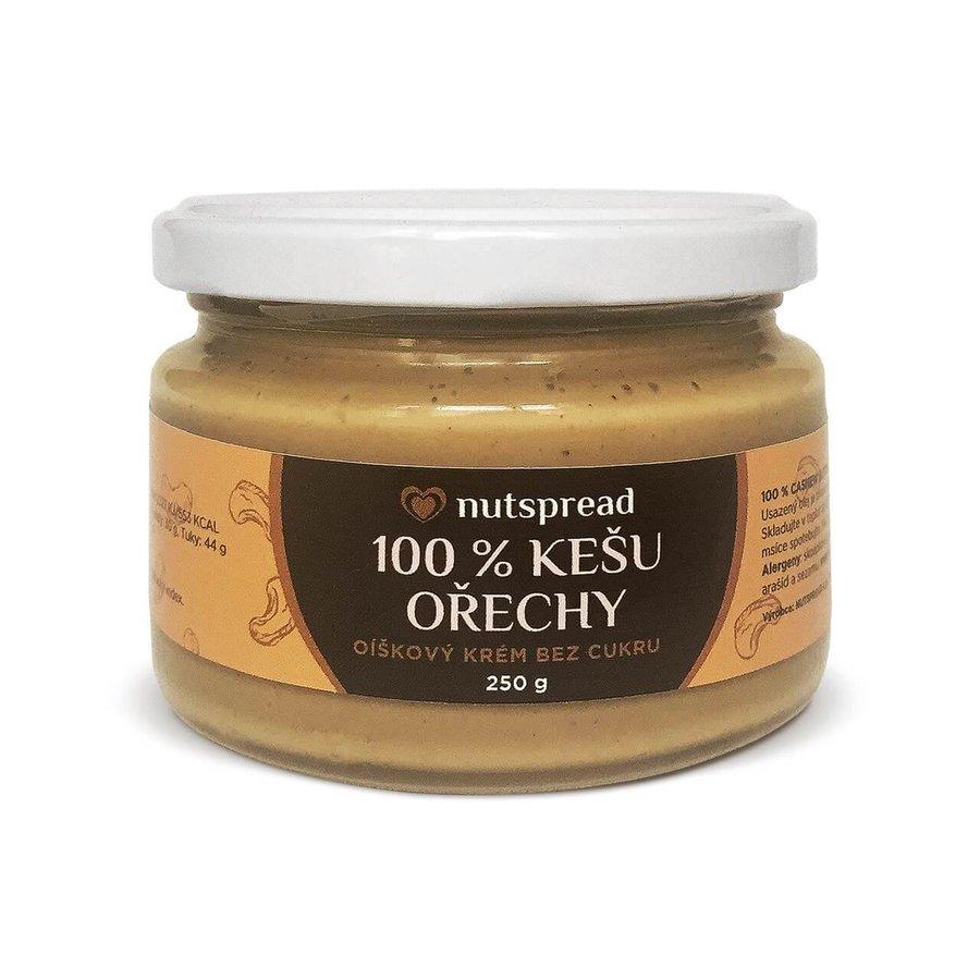 Máslo - 100% kešu máslo Nutspread 250 g