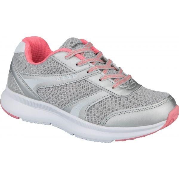 Šedé dívčí běžecké boty Arcore - velikost 28 EU