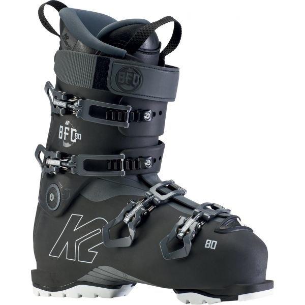 Černé pánské lyžařské boty K2