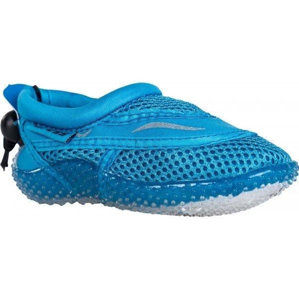 Modré dětské boty do vody Aress