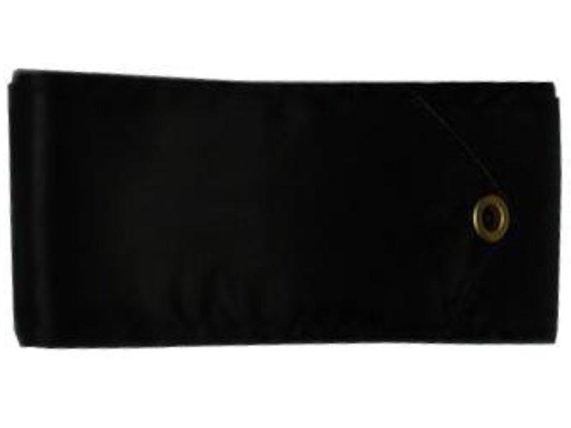 Černá gymnastická stuha Sedco - délka 6 m