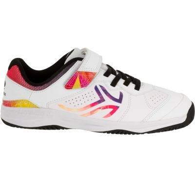 Bílé tenisové boty - obuv TS 160, Artengo - velikost 37 EU