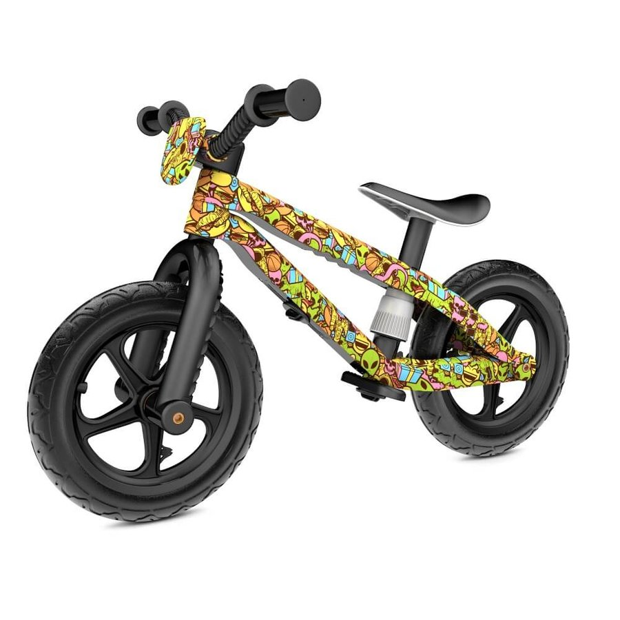 Různobarevné odrážedlo BMXie-RS FAD, Chillafish