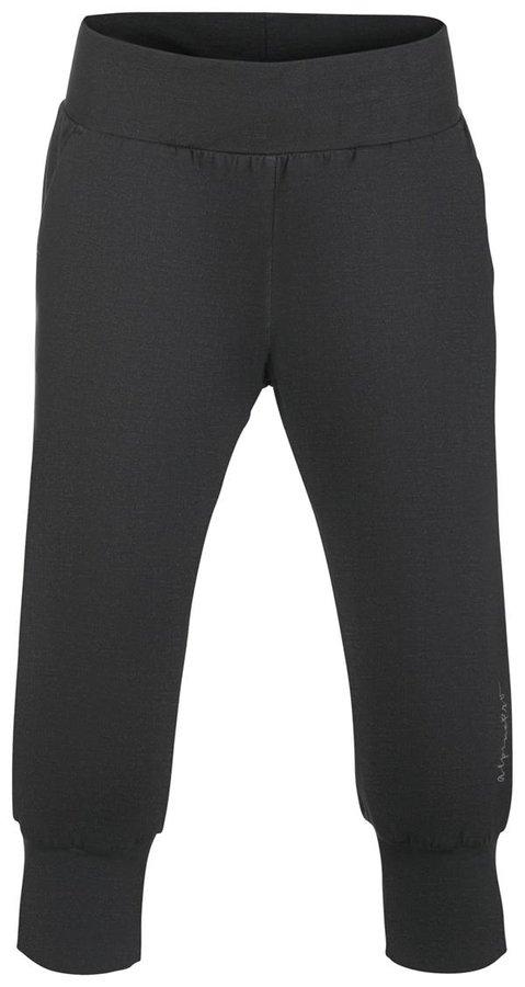 Růžové 3/4 dámské kalhoty Alpine Pro - velikost XS