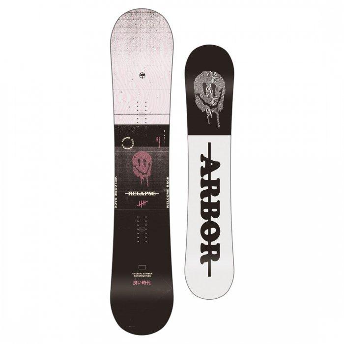 Snowboard bez vázání Arbor