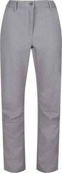 Šedé zimní dámské kalhoty Regatta