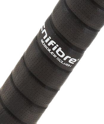 Černá squashová omotávka Tecnifibre - délka 112 cm - 1 ks