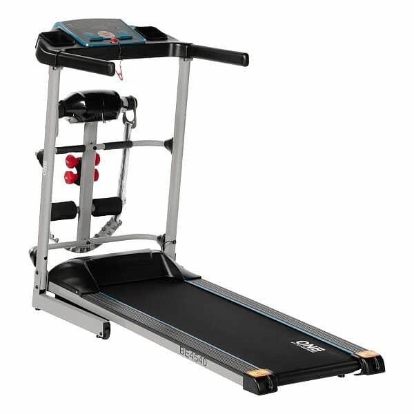Běžecký pás BE4540, One Fitness - nosnost 110 kg