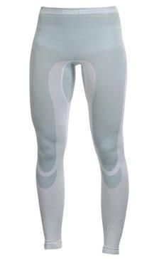 Bílé dámské termo kalhoty Craft - velikost L