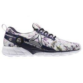 Šedé běžecké boty ZPUMPFUSION PURPLE, Reebok