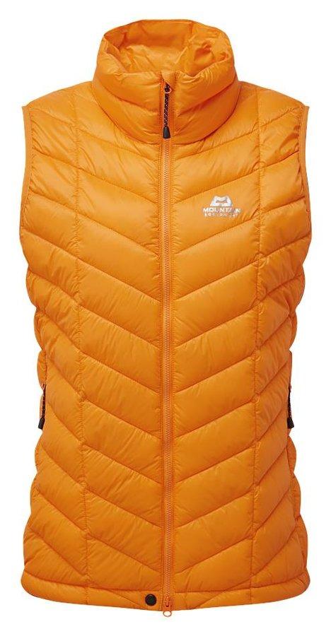 Oranžová dámská vesta Mountain Equipment