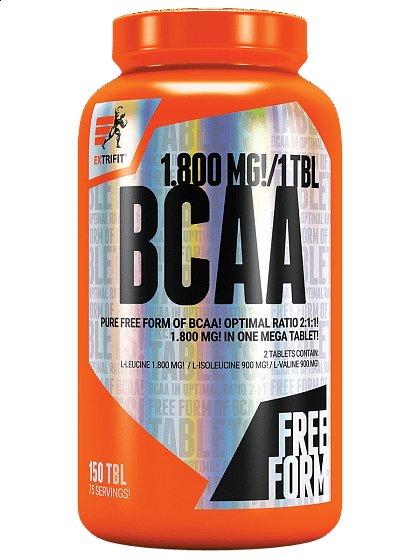 BCAA - Extrifit BCAA 1800 150 tablet 150 tablet