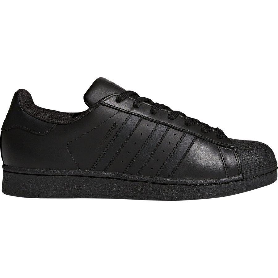 Černé pánské tenisky Superstar, Adidas - velikost 44 EU