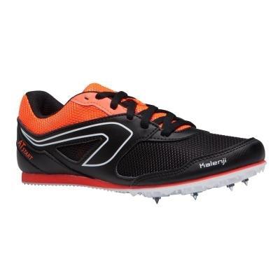 Černo-oranžové atletické tretry univerzální AT START, Kalenji - velikost 46 EU
