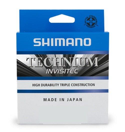 Rybářský vlasec - Shimano vlasec Technium Invisitec 300 m Průměr: 0,16 mm, Návin: 300 m