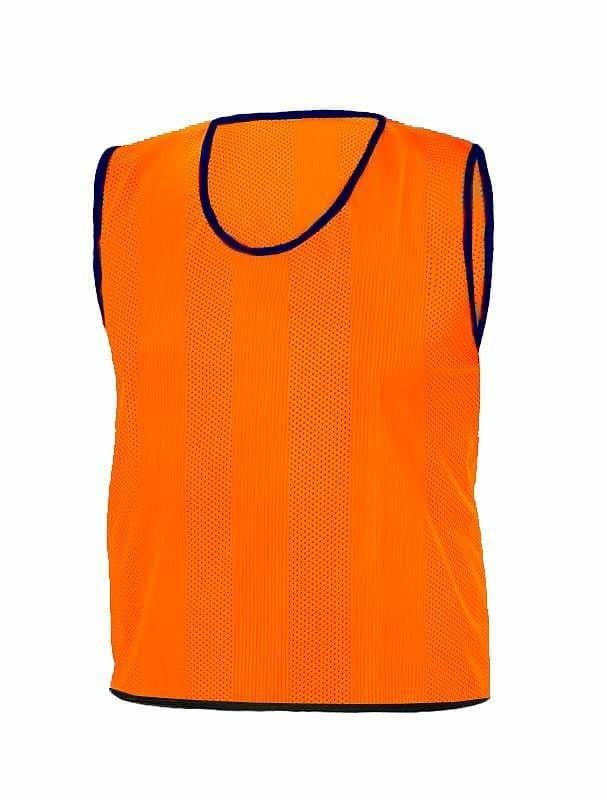 Oranžový rozlišovací dres Sedco