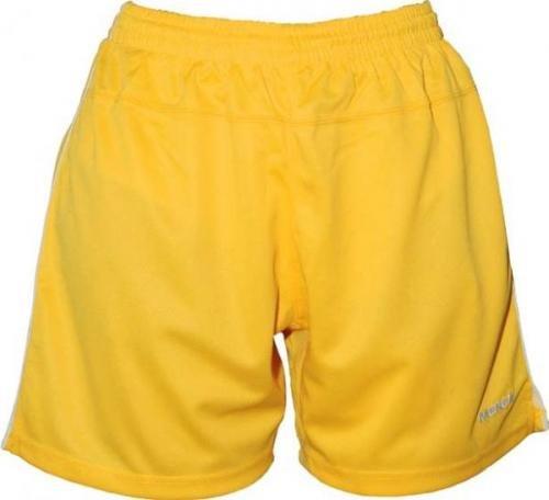 Žluté pánské fotbalové kraťasy Lugano, Merco