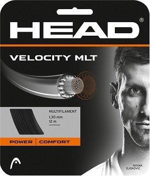 Tenisový výplet Velocity, Head - délka 12 m