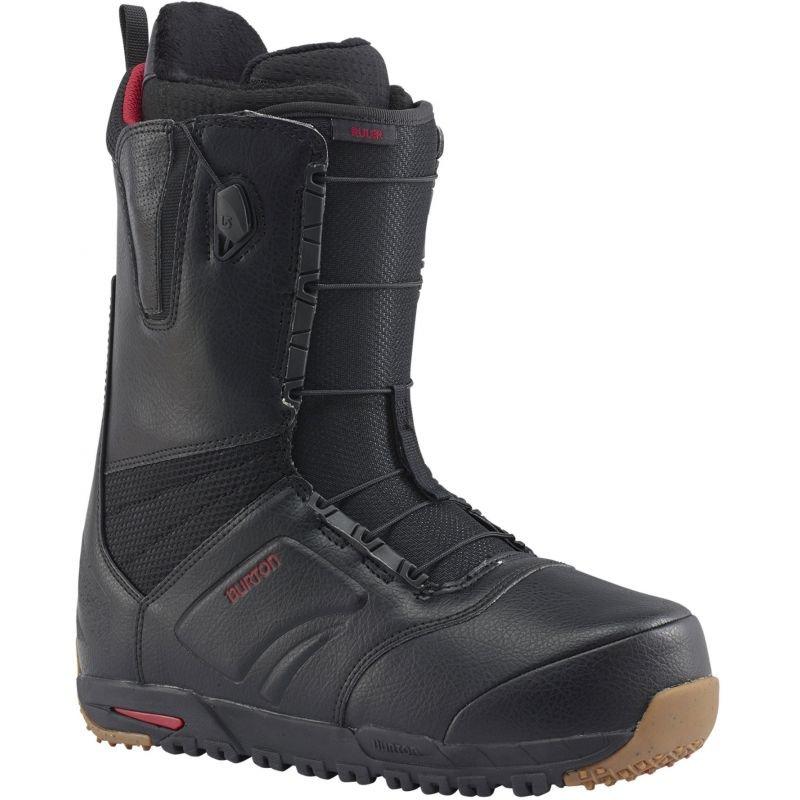 Černé pánské boty na snowboard Burton