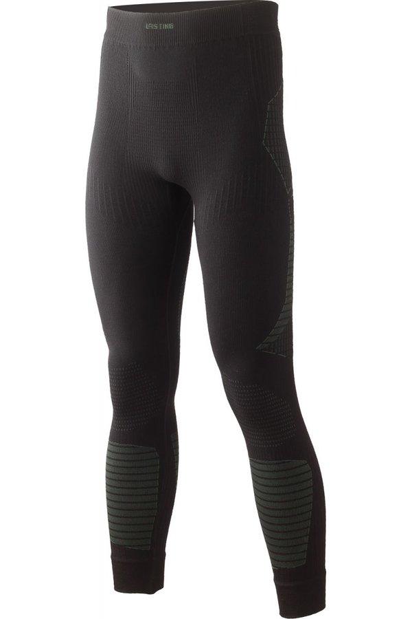 Černé pánské funkční kalhoty Lasting - velikost XXL-3XL